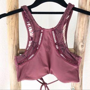 Maaji Reversable Swimsuit with Tie Up Back